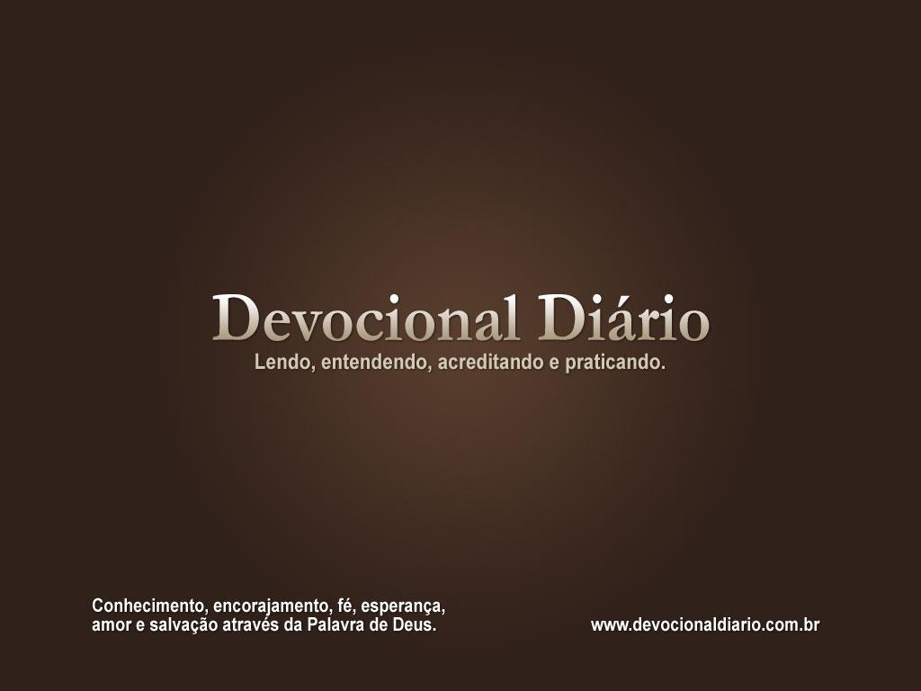 Devocional Diário